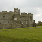 Picture - Largest fort in Cornwall, Pendennis Castle in Falmouth.