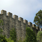 Picture - Castle wall in Penela.