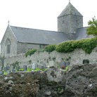 Picture - View of the Penmon Priory.