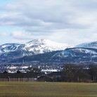 Picture - Pentland Hills and West Edinburgh.