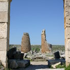 Picture - Remains of ancient Perge.