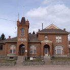 Picture - The Granite County Jail in Philipsburg.