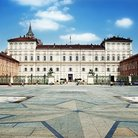 Picture - The Piazza Castello in Turin.
