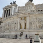 Picture - Monument to King Victor Emmanuel II in Rome.
