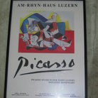 Picture - Sign inside Picasso Museum in Lucerne.