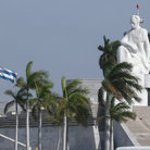 Picture - The Jose Marti Memorial in Havana.