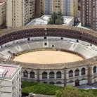 Picture - The Plaza de Toros in Malaga.