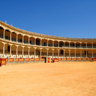 Picture - Bullring in Ronda.