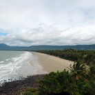 Picture - Four mile beach at Port Douglas.