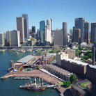 Picture - Overview of Sydney Harbour.