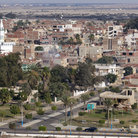 Picture - A high angle view over the town of Port Said.