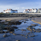 Picture - The Porthcawl seafront.