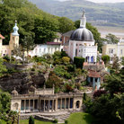 Picture - Portmeirion village.