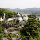 Picture - View over Portmeirion.