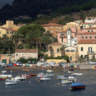 Picture - View of Port Azzurro.