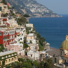 Picture - View over Positano.