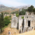 Picture - Lower monastery at Preveli.