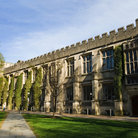 Picture - Gothic architecture at Princeton University.