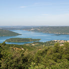 Picture - Lac de Sainte Croix in Provence.