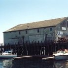 Picture - Fishing Wharf, Provincetown.