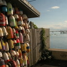 Picture - Lobster pots, Provincetown.