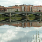 Picture - A bridge in Salamanca.