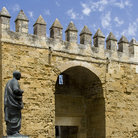 Picture - The moorish gate of Puerta de Almodovar, Cordoba.