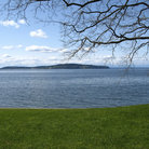 Picture - Puget Sound in Washington.