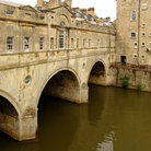 Picture - Pulteney Bridge in Bath.