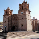 Picture - The Puno Cathedral in the main square.