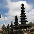 Picture - Pura Taman Ayun, a royal temple in Mengwi, Bali.