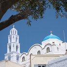 Picture - Church in Pyrgos.