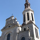 Picture - The Cathedrale Notre-Dame in Quebec City.