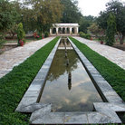 Picture - The garden of Samode Bagh,Rajasthan.