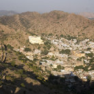Picture - A village in Rajasthan.