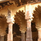 Picture - Temple ruins at Ranthambore Fort, Ranthambore National Park, Rajasthan.