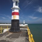 Picture - The Lighthouse at Ramsey.