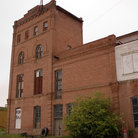Picture - Old building in Red Lodge.