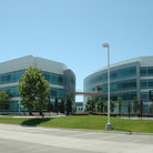 Picture - Former Silicon Valley headquarters building, Redwood City.