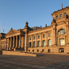 Picture - The the Reichstag building in Berlin.