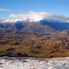 Picture - Mountain scenery of the Remarkables.