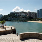 Picture - Repulse Bay and beach.