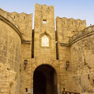 Picture - The Amboise Gate to Rhodes.