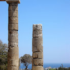 Picture - Ruins on Rhodes.