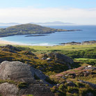 Picture - Landscape along the Ring of Kerry.