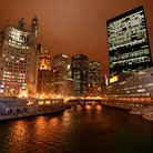 Picture - River North, Chicago.