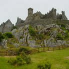 Picture - Rock of Cashel, a hill top monastery.