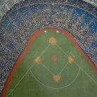 Picture - Interiot of the Skydome in Toronto.