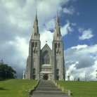 Picture - The Roman Catholic Cathedral in Armagh.