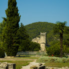 Picture - Ruins in Vaison-la-Romaine.